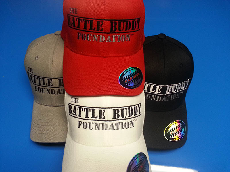 The Battle Buddy Foundation: Fitted Hats Image