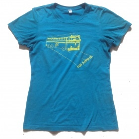 Do Good Bus: T-shirts Image