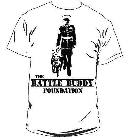 The Battle Buddy Foundation: T-shirts Image