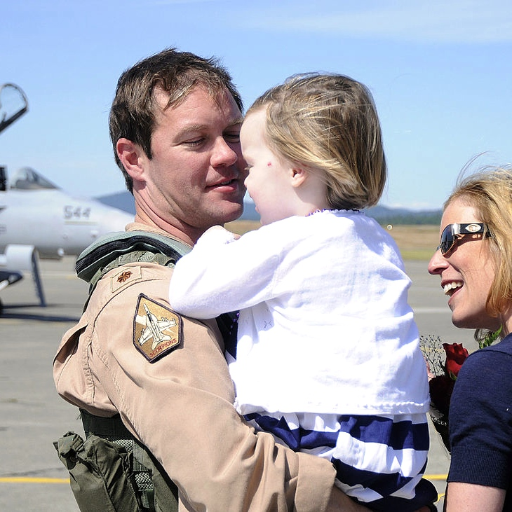 USO Northwest: Homecoming Image